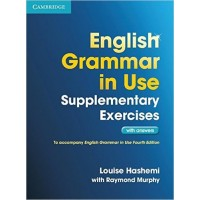 English Grammar in Use 3rd Ed. Suppl. Ex. Book + Key