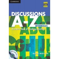 Photocopiable: Discussions A-Z Int. Book + CD