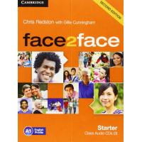 Face2Face 2nd Ed. Starter Cl. CD
