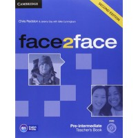 Face2Face 2nd Ed. Pre-Int. TB + DVD