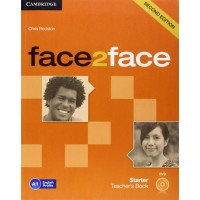 Face2Face 2nd Ed. Starter TB + DVD
