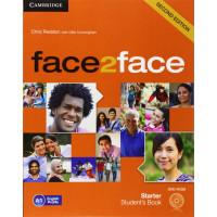 Face2Face 2nd Ed. Starter SB + DVD-ROM