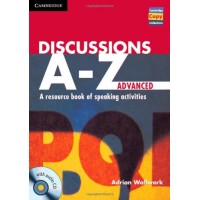 Photocopiable: Discussions A-Z Adv. Book + CD