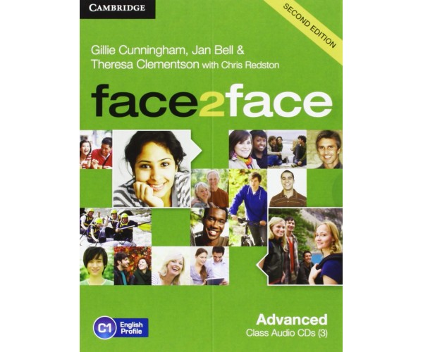 Face2Face 2nd Ed. Adv. Cl. CD