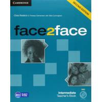 Face2Face 2nd Ed. Int. TB + DVD