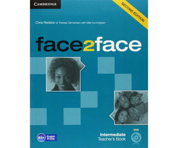 Face2Face 2nd Ed. Int. TB + DVD