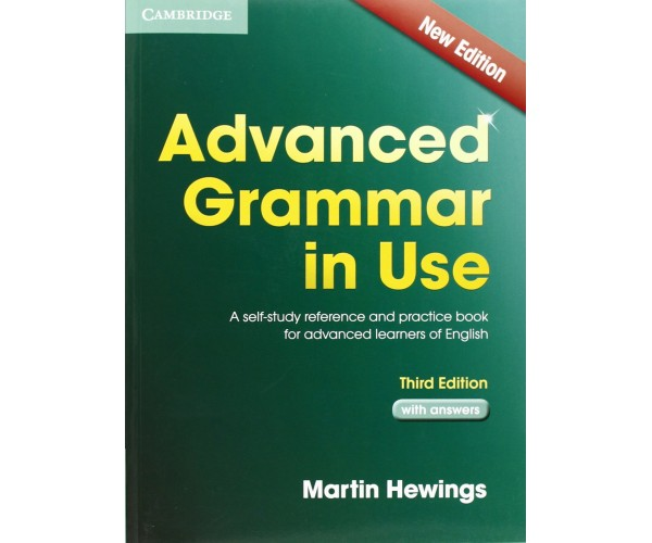 Advanced Grammar in Use 3rd Ed. Book + Key