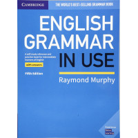 English Grammar in Use 5th Ed. Book + Key