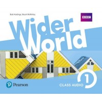 Wider World 1 Cl. CDs