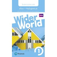 Wider World 1 Student's eText + MyLab Access Code