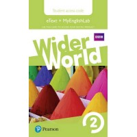 Wider World 2 Student's eText + MyLab Access Code