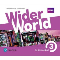 Wider World 3 Cl. CDs