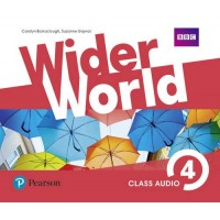 Wider World 4 Cl. CDs