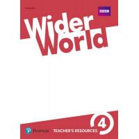 Wider World 4 TRB