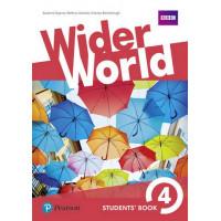Wider World 4 SB (vadovėlis)