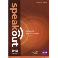 Speakout 2nd Ed. Adv. SB + DVD