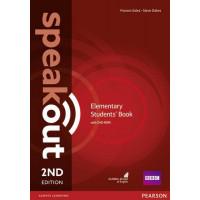 Speakout 2nd Ed. Elem. SB + DVD