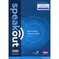 Speakout 2nd Ed. Int. SB + DVD