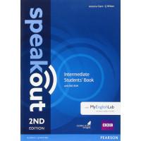 Speakout 2nd Ed. Int. SB + DVD & MyLab