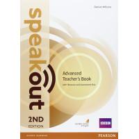 Speakout 2nd Ed. Adv. TB + CD-ROM