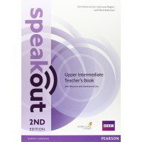 Speakout 2nd Ed. Up-Int. TB + CD-ROM