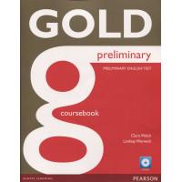 Gold Preliminary SB + CD-ROM