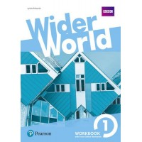 Wider World 1 WB & Extra Online Homework