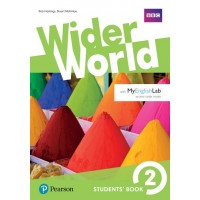 Wider World 2 SB + Access Code for MyEnglishLab