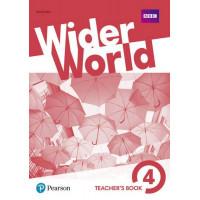 Wider World 4 TB + DVD-ROM + MyEnglish Lab & Extra Online Homework