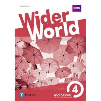 Wider World 4 WB & Extra Online Homework (pratybos)