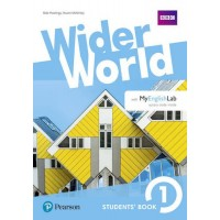 Wider World 1 SB + Access Code for MyEnglishLab