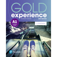 Gold Experience 2nd Ed. A1 SB
