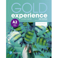 Gold Experience 2nd Ed. A2 SB