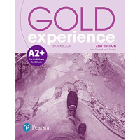 Gold Experience 2nd Ed. A2+ WB