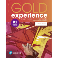 Gold Experience 2nd Ed. B1 SB