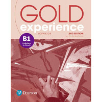 Gold Experience 2nd Ed. B1 WB