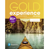Gold Experience 2nd Ed. B1+ SB
