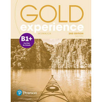 Gold Experience 2nd Ed. B1+ WB