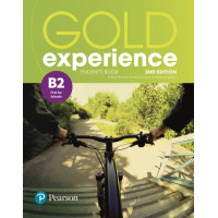 Gold Experience 2nd Ed. B2 SB