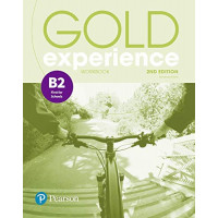 Gold Experience 2nd Ed. B2 WB