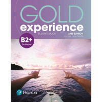 Gold Experience 2nd Ed. B2+ SB