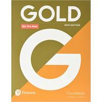 Gold 2018 Ed. B1+ Pre-First SB (vadovėlis)
