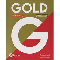 Gold 2018 Ed. B1 Preliminary SB (vadovėlis)