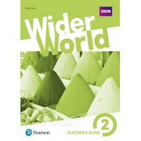 Wider World 2 TB + DVD-ROM + MyEnglish Lab & Extra Online Homework