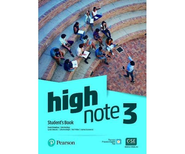 High Note 3 SB + Extra Digital Activities (vadovėlis)
