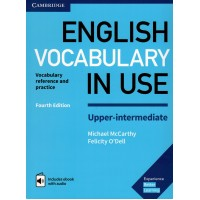 English Vocabulary in Use 4th Ed. Up-Int. Book + Key & eBook