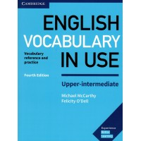 English Vocabulary in Use 4th Ed. Up-Int. Book + Key