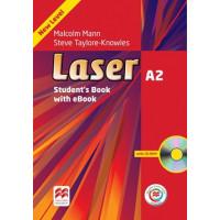 Laser 3rd Ed. A2 SB + CD-ROM & eBook