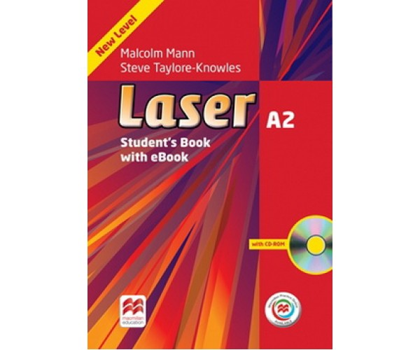 Laser 3rd Ed. A2 SB + CD-ROM & eBook