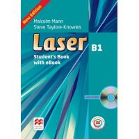 Laser 3rd Ed. B1 SB + CD-ROM & eBook